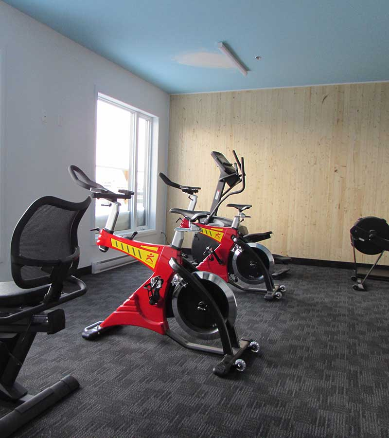 Gym-Havres Urbains-Penthouse 611