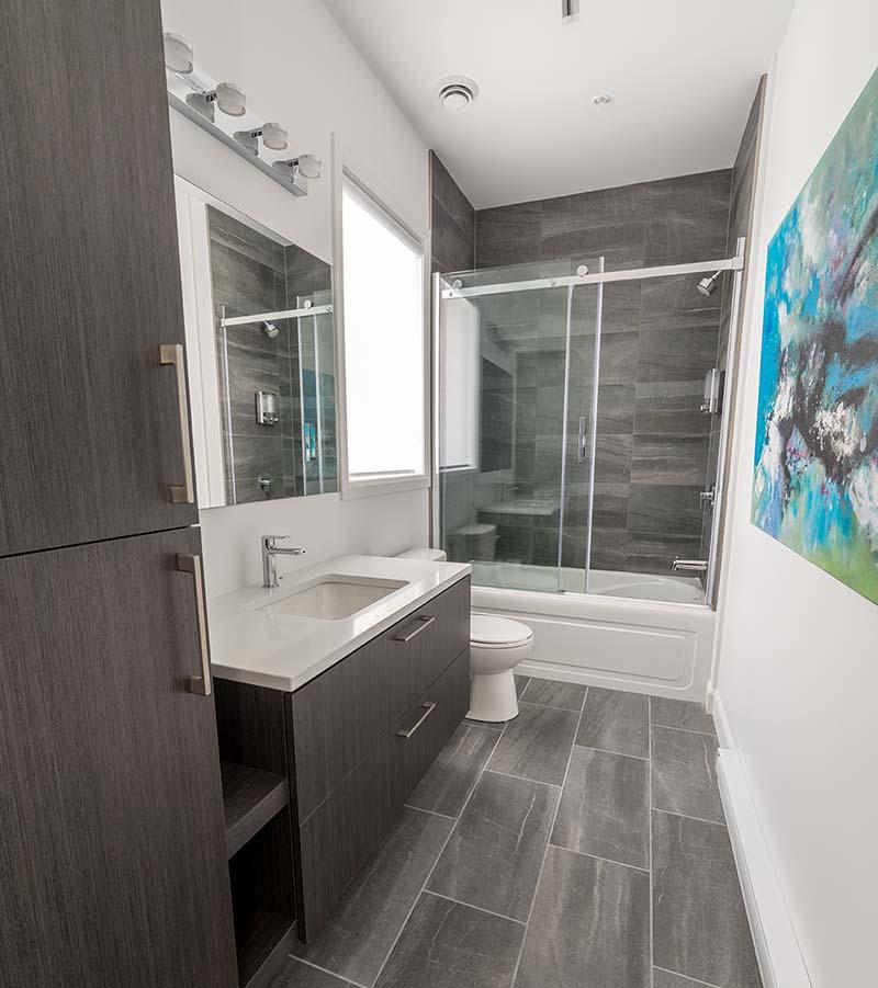 Salle de bain-Havres Urbains-Penthouse 611