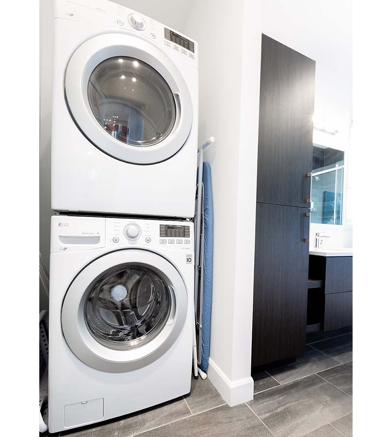 Washer/Dryer-Havres-Urbains-Penthouse 611