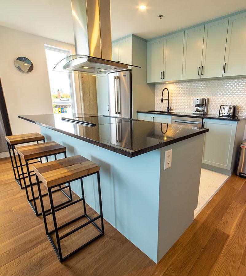 Cuisine-Havres Urbains-Penthouse 401